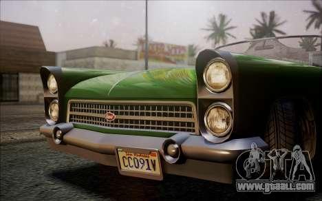 GTA 5 Vapid Peyote IVF for GTA San Andreas right view