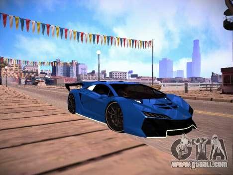 T.0 Secret Enb for GTA San Andreas eighth screenshot