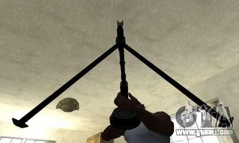 Old MAG for GTA San Andreas second screenshot