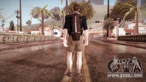 Schoolboy for GTA San Andreas third screenshot