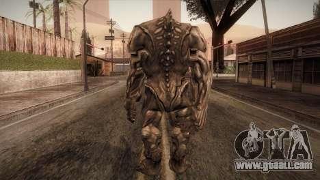 Abomination (The Incredible Hulk) for GTA San Andreas third screenshot