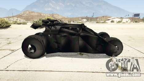 Batmobile v0.1 [alpha] for GTA 5
