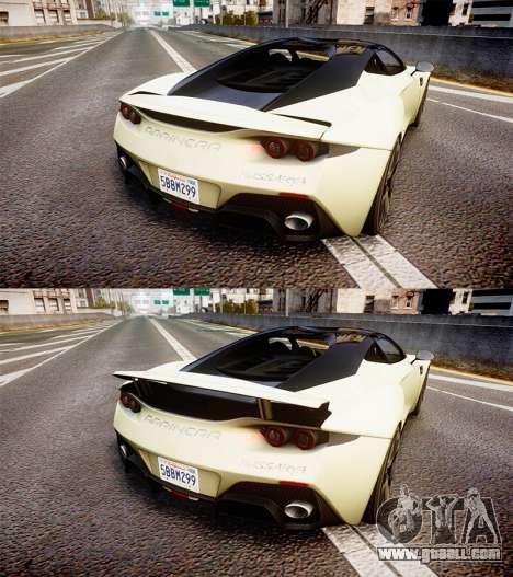 Arrinera Hussarya 2014 [EPM] low quality for GTA 4 back view