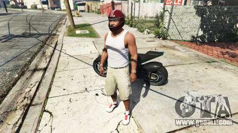 GTA 5 Switch helmet v0.2 third screenshot