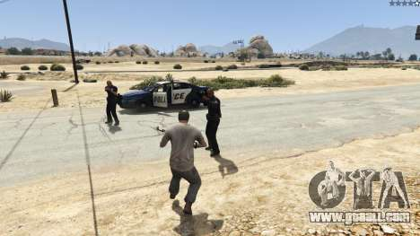 GTA 5 Real Life Mod 1.0.0.1 fifth screenshot