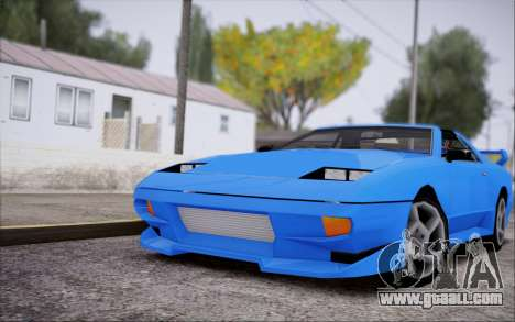 Elegy GT for GTA San Andreas