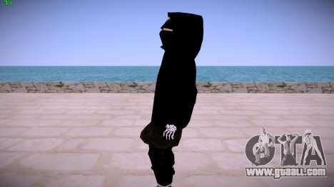 Black Guy for GTA San Andreas third screenshot
