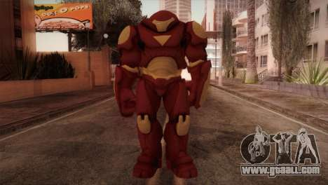 Classic Hulkbuster for GTA San Andreas second screenshot