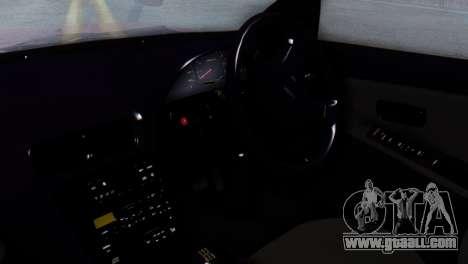 Nissan Silvia S13 Shakotan for GTA San Andreas right view