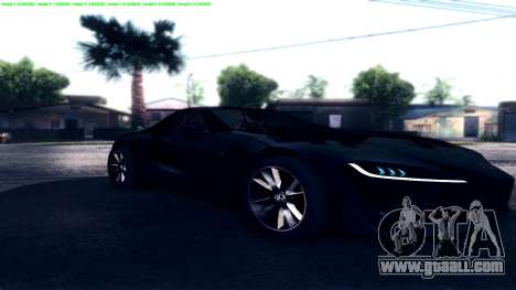 Dark ENB Series for GTA San Andreas forth screenshot