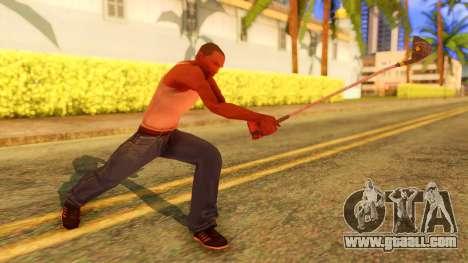 Atmosphere Golf Club for GTA San Andreas third screenshot