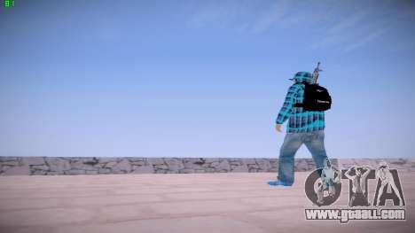 Latinos for GTA San Andreas forth screenshot