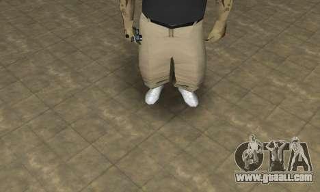 Rifa Skin Third for GTA San Andreas second screenshot