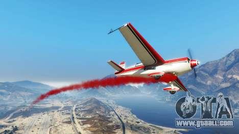 GTA 5 Smoke on airplanes v1.2