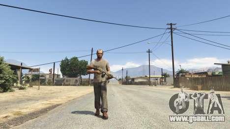 GTA 5 CFs Thompson Infernal Dragon second screenshot