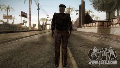 RE4 Don Diego without Hat for GTA San Andreas third screenshot