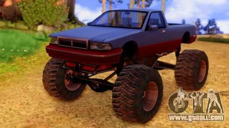 Premier Monster for GTA San Andreas