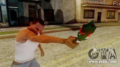 GTA 5 Broken Bottle v2 for GTA San Andreas third screenshot