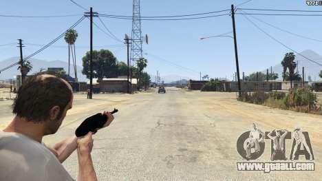 GTA 5 SPAS 12 2.0 third screenshot
