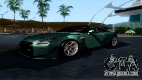 Dark ENB Series for GTA San Andreas
