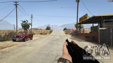 GTA 5 SPAS 12 2.0 fifth screenshot