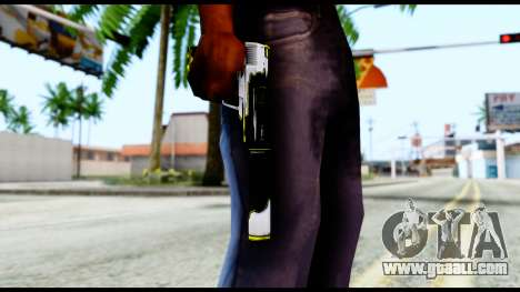 USP-S Torque for GTA San Andreas third screenshot