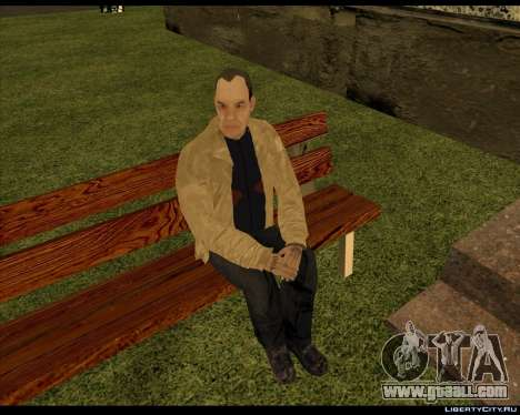 Homeless Compote for GTA San Andreas second screenshot