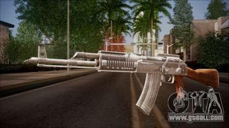 AK-47 v2 from Battlefield Hardline for GTA San Andreas