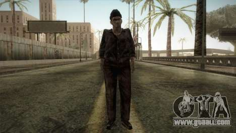 RE4 Don Manuel for GTA San Andreas second screenshot