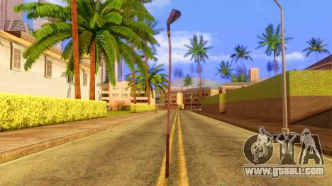 Atmosphere Golf Club for GTA San Andreas