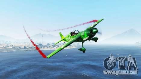 GTA 5 Smoke on airplanes v1.2 third screenshot