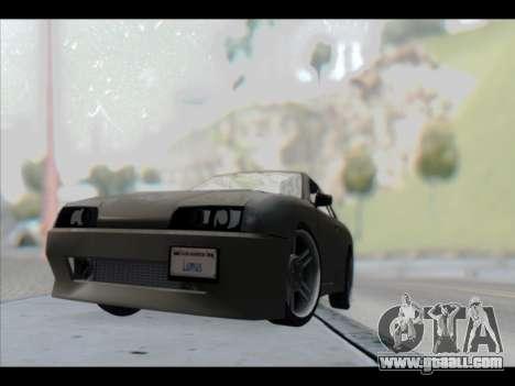 Elegy Lumus for GTA San Andreas