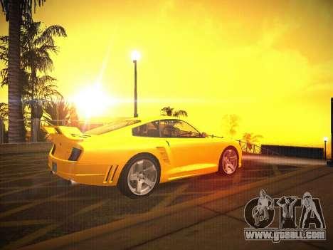 T.0 Secret Enb for GTA San Andreas fifth screenshot