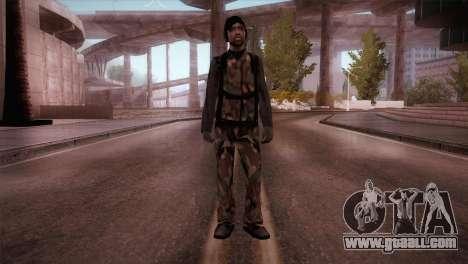 Radioman for GTA San Andreas second screenshot