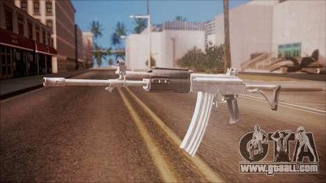 Galil AR v2 from Battlefield Hardline for GTA San Andreas