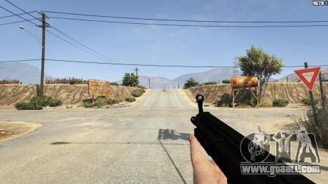 GTA 5 Scar-H eighth screenshot