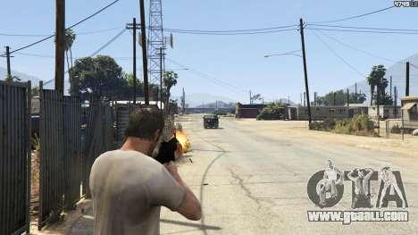 GTA 5 Scar-H third screenshot