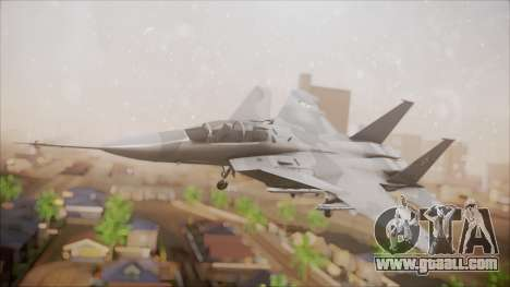 F-15S MTD Grabacr (8492nd) Ace Combat 5 for GTA San Andreas