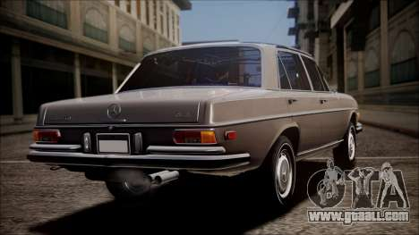 Mercedes-Benz 300 SEL 6.3 for GTA San Andreas left view