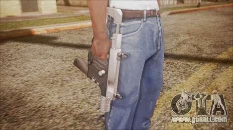K10 from Battlefield Hardline for GTA San Andreas third screenshot