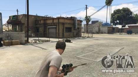 GTA 5 Cheytac M200 Intervention second screenshot