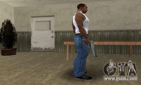 Kerry Deagle for GTA San Andreas second screenshot