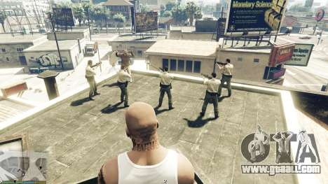 GTA 5 Last Shot 0.1 fourth screenshot
