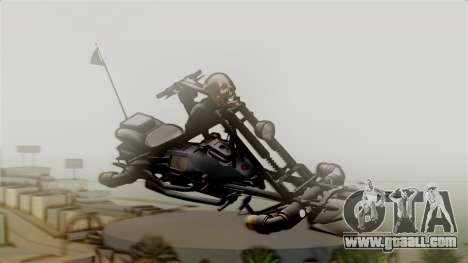 Hexer Moto Jet for GTA San Andreas