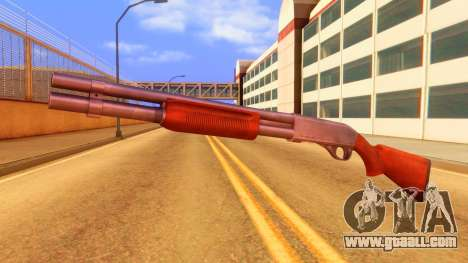 Atmosphere Shotgun for GTA San Andreas