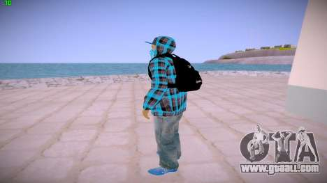 Latinos for GTA San Andreas third screenshot