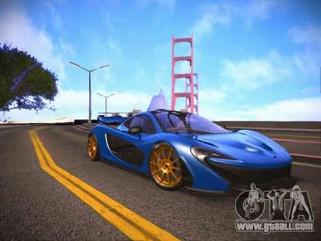 T.0 Secret Enb for GTA San Andreas