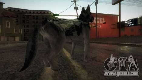 COD Ghosts - Riley Skin for GTA San Andreas third screenshot