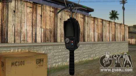 Digiscanner from GTA 5 for GTA San Andreas
