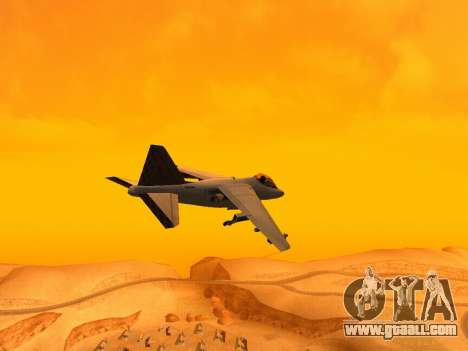 T.0 Secret Enb for GTA San Andreas forth screenshot